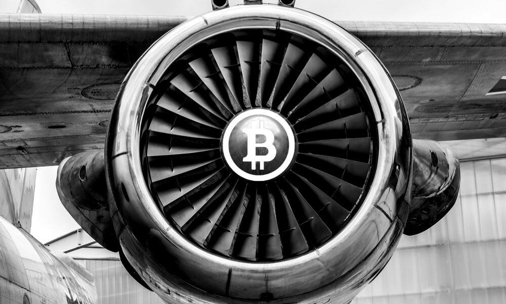 Bitcoin takoff